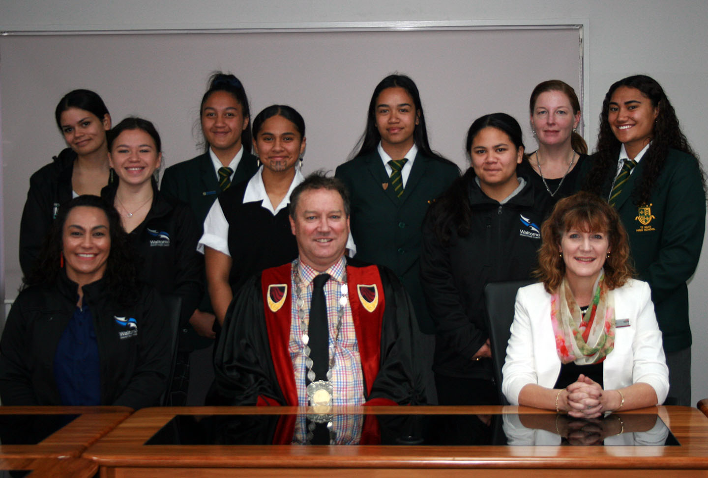 waitomo district youth council 2019