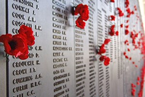 Anzac Day - Friday 25 April 2014