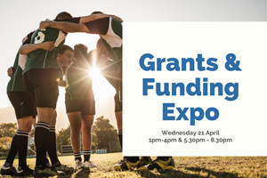 Grants and Funding Expo