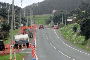 Mokau water main replacement complete