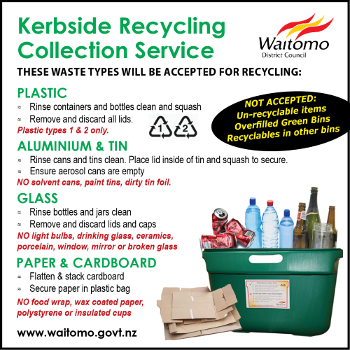 Kerbside Recycling Collection Service