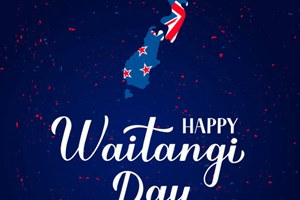 Our opening hours for  Waitangi Weekend