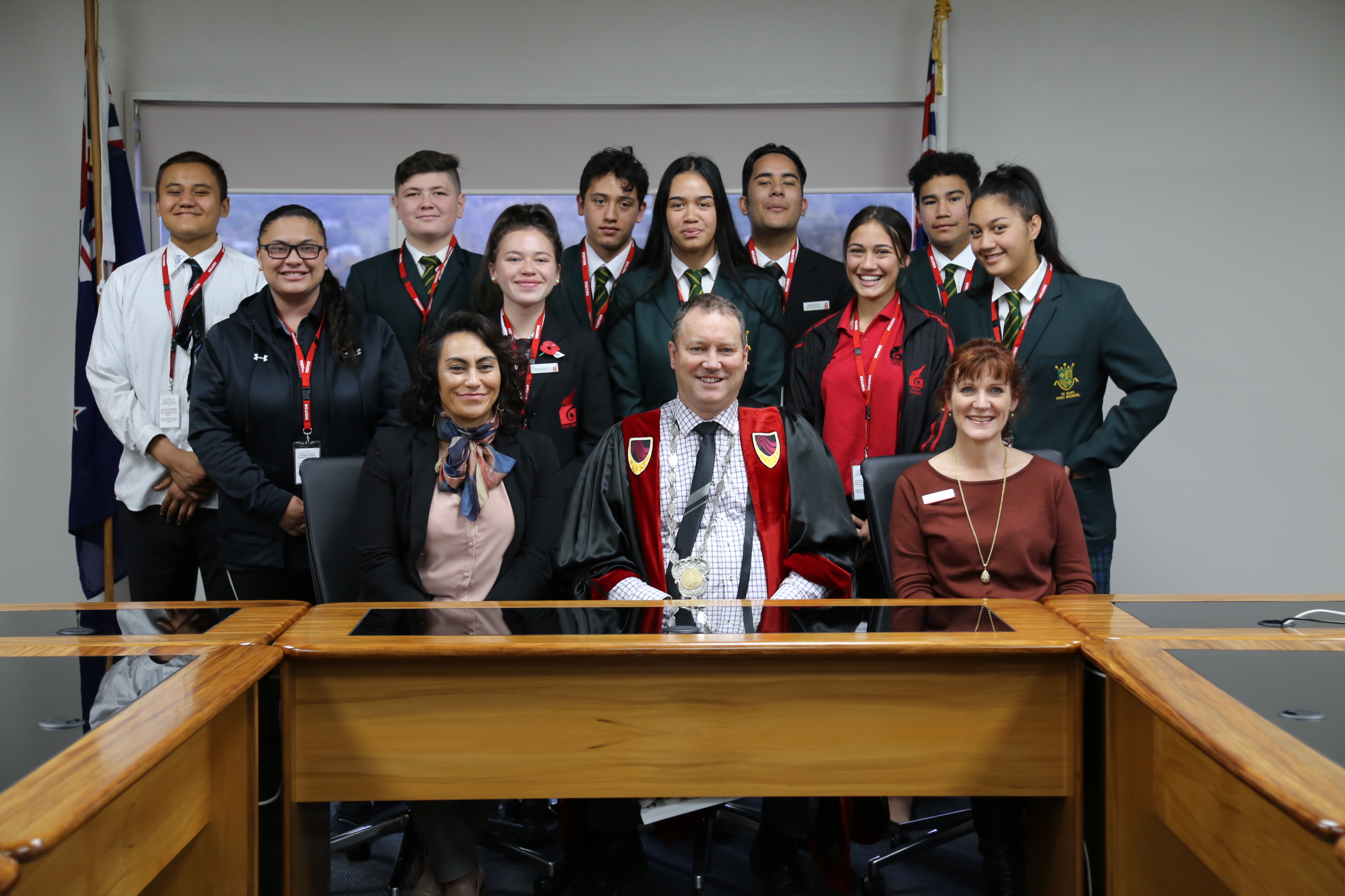 2018 2019 Waitomo District Youth Council