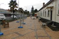 Te Kuiti Railway Buildings project