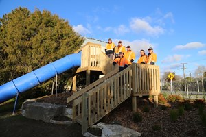 Competition to name new playground tower