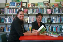 Waitomo district Library